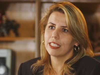 Liz Cramer es víctima de asalto en Brasil