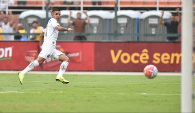 Santos inscribe a Derlis para la primera competencia oficial
