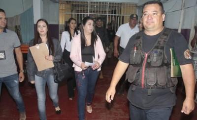 """Ministerio Público entrega Pabellón de """"fugados"""" para su habilitación"""