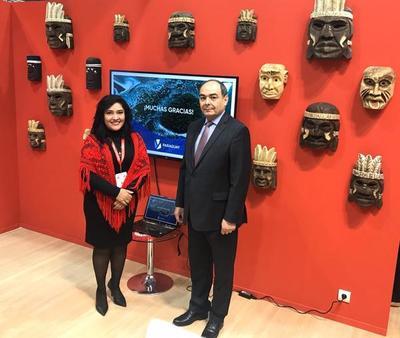 Paraguay una opción turística de experiencias vivenciales y de exuberante naturaleza en la Fitur 2020