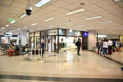 DINAC realiza millonaria inversión en modernización del aeropuerto
