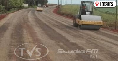 Distrito de Itapúa Poty contará con el anhelado asfalto