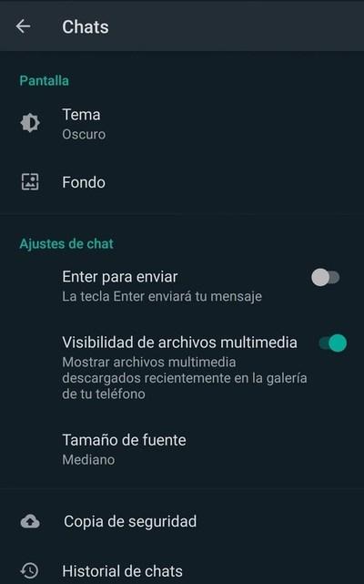 Llegó el modo oscuro a WhatsApp, descubre cómo activarlo