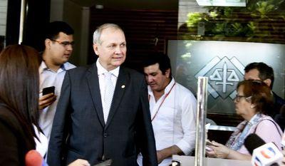 Plantean nulidad del acta de imputación contra Mario Ferreiro
