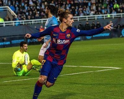Barça remonta con un doblete de Griezmann