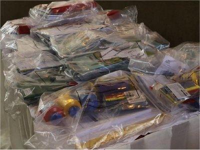 MEC todavía debe distribuir 367.000 kits escolares