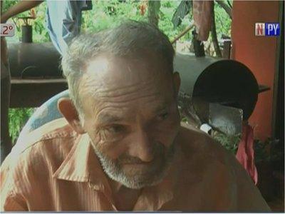 Abuelo denuncia a su nieto por abandono y maltrato en Itapúa