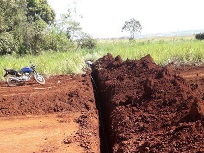 Avanza construcción de nuevos asfaltados