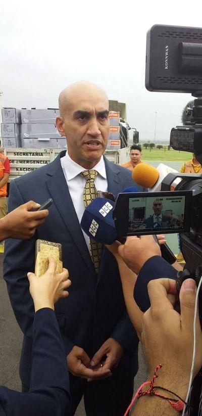 Dengue: Marito podría tener el alta en las próximas 48 horas, dijo Mazzoleni