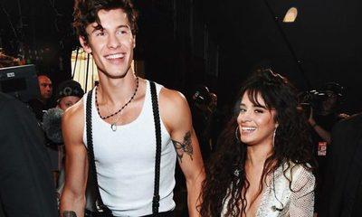 Camila Cabello y Shawn Mendes prometen subir al escenario en ropa interior si ganan un Grammy