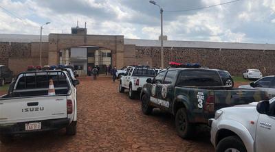 Empresa de seguridad dice que no existe copias de imágenes de cámaras de penal de PJC