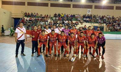 Tebicuary, Oviedo y Villarrica ganan en el arranque
