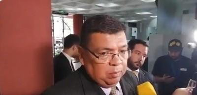 Hugo Volpe fue el chivo expiatorio de la fuga en Pedro Juan, afirma abogado