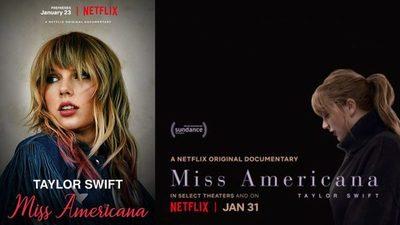 La vida de Taylor en Netflix