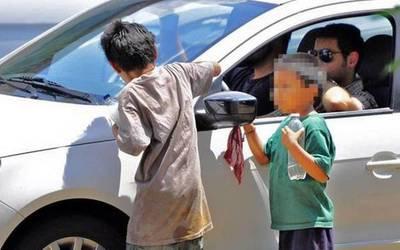 Alrededor de 450 niños en situación de calle
