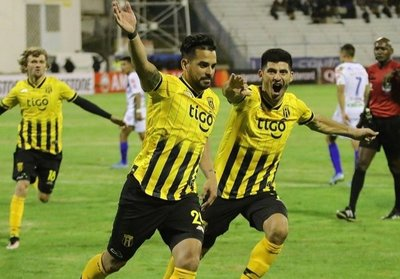 Tremendo debut: Guaraní obtiene victoria con altura