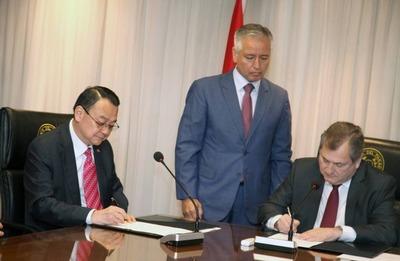Taiwán dona a la CSJ US$ 138.300 para adquirir equipos para las transmisiones televisivas