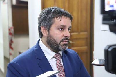 """Doldán afirma que constituiría """"un delito"""" compartir información sobre Volpe"""