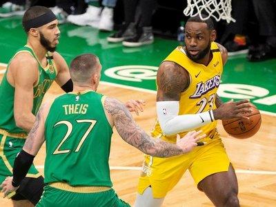 James se acerca a marca de Kobe: debut perdedor del novato Zion
