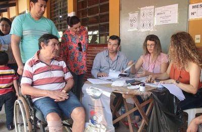 Buscan incentivar la participación a través del Voto en Casa