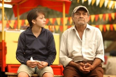 Las películas nacionales en el Teatro Latino
