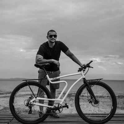 Paraguayo viajará en bicicleta por Sudamérica