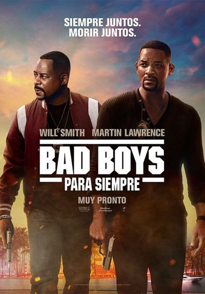 Bad Boys para siempre (2D)