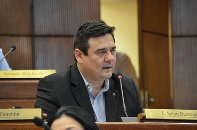 """Senador propone figura de la """"delación premiada"""""""