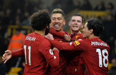 Liverpool no para con su marcha triunfal
