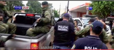 Detienen a brasileño en Pedro Juan Caballero en investigación de fuga masiva de reos