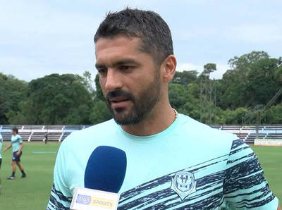 Salcedo ya trabaja en Guaireña FC