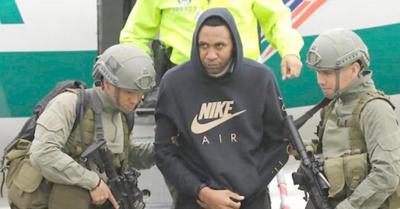 Jugador fue extraditado por narcotráfico
