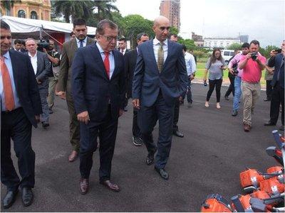 Nicanor advierte que narcopolítica tiene agenda y colocaría ministros