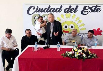 Comienza novenario a San Blas en CDE