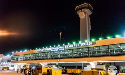 Autoridades disponen procedimientos de control en aeropuerto por alerta de coronavirus