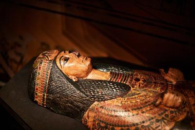 La momia de Nesyamun recupera su voz tras 3.000 años de silencio