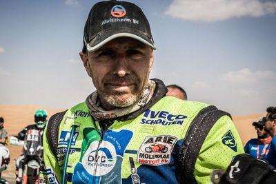 Murió otro motociclista del Dakar