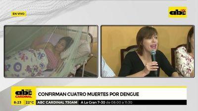 Ofrecen datos sobre epidemia de dengue