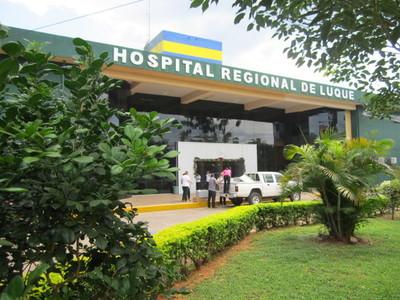 Director del Hospital de Luque sostiene que están tomando medidas contra infección hospitalaria