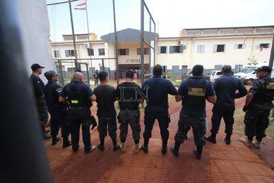 Fuga PJC: junta médica confirmó lesiones en reo que se entregó