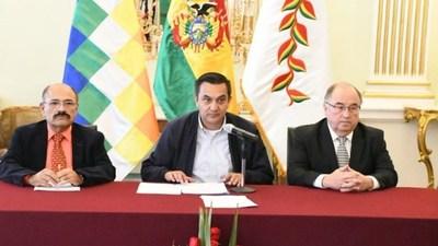 Bolivia anuncia la suspensión de las relaciones diplomáticas con Cuba
