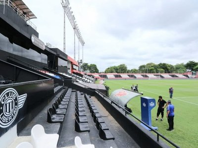 Diez de los doce estadios paraguayos con certificado VAR