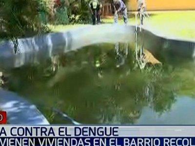Intervienen vivienda con potenciales criaderos de mosquitos en Asunción