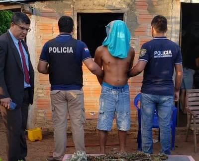 Cae implicado en crimen de exconcejal horqueteño, buscado desde hace 4 años