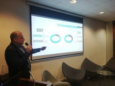 """""""Vemos al interior como un gran potencial de desarrollo gracias a la tecnología"""", dice Carlos Niz de Digipar"""