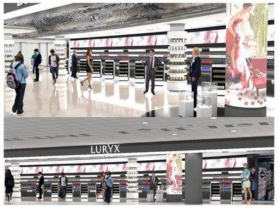 Duty Free: Luryx gana licitación para millonaria inversión en el Aeropuerto Silvio Pettirossi