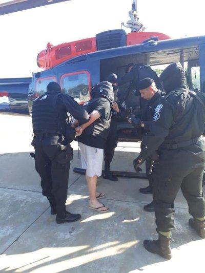 Gobierno suma 206 criminales expulsados del país