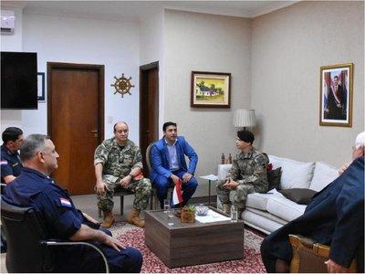 Fuerzas Armadas brindarán seguridad en el Cereso de Itapúa