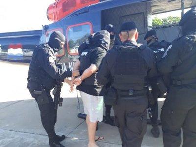 Boscatto es expulsado del país por tráfico de drogas y asociación criminal