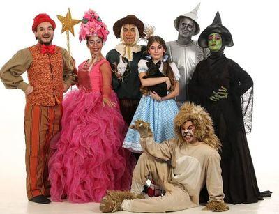 """""""El Mago de Oz"""" se presenta en el Teatro Latino"""
